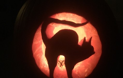 Carving into Halloween