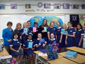 Ms. McClurg's Shalom Club