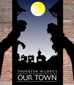 the portrayal of girls and confidence in thornton wilders play our town