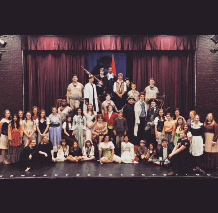 Les Misérables at CPM