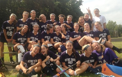 Varsity Field Hockey Rises to the Challenge