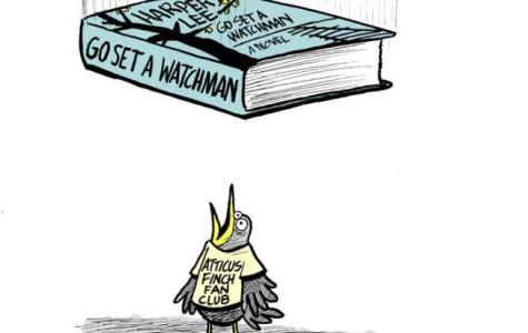 Go Set a Watchman: Friend or Foe?