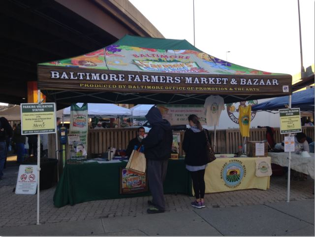Baltimore Farmers' Market and Bazaar