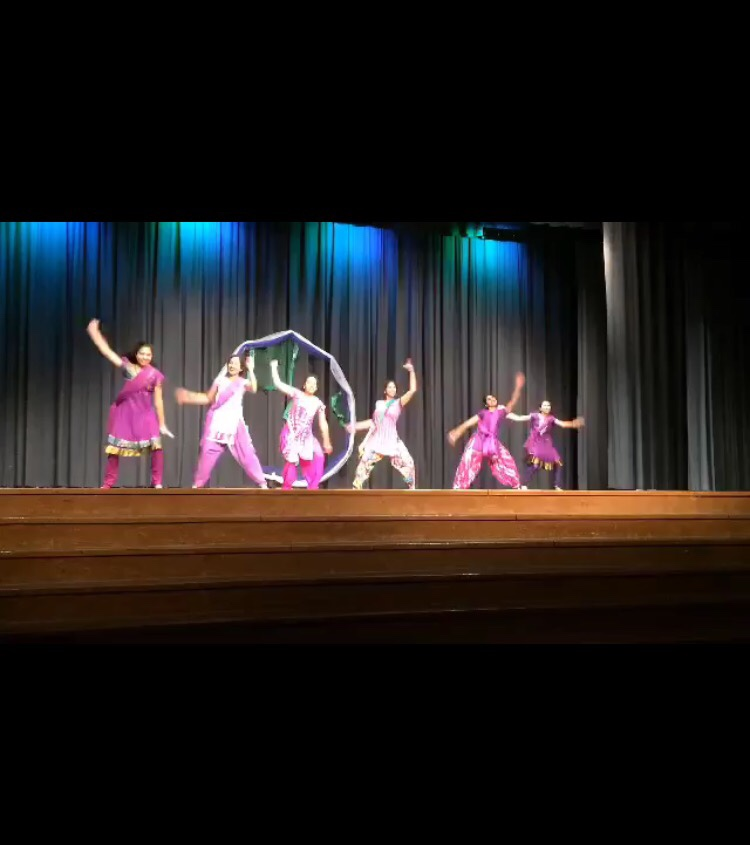 Dance Day Assembly 2016