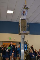 The 'Egg'citing Egg Drop