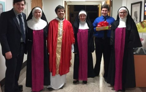 Sister Act this Weekend! Act Now!