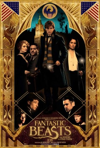 Fantastic Beasts And A Movie To Find Them In