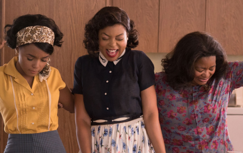 This is how you'll feel after seeing the masterpiece that is Hidden Figures.
