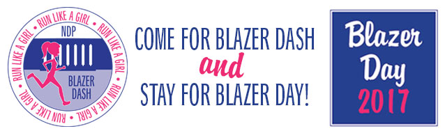 Mad Dash for Blazer Dash