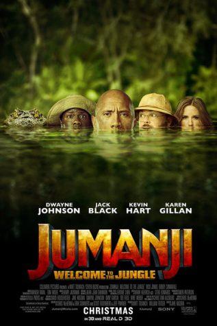 Jumanji: Your Average Video Game?