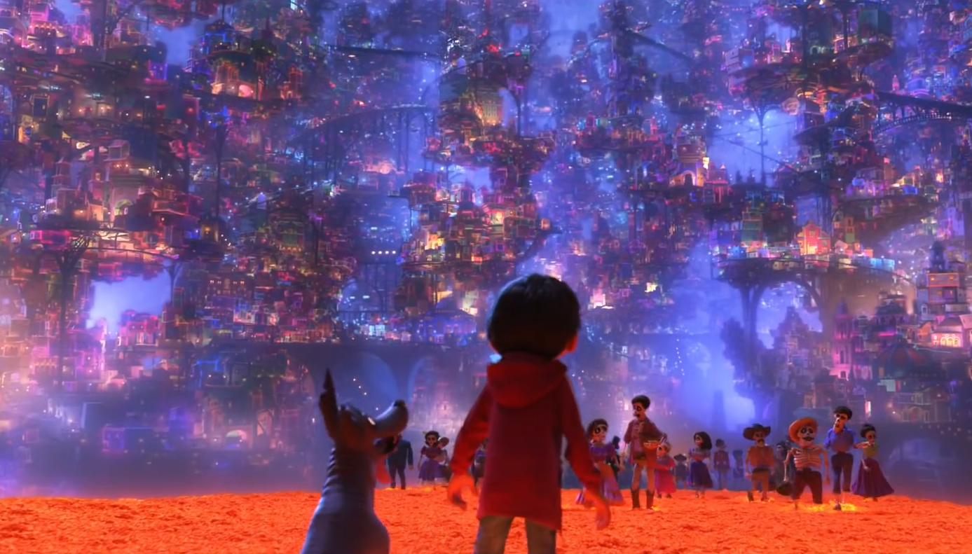 I guarantee you'll find 'Coco' every bit as breathtaking as Miguel did the Land of the Dead.