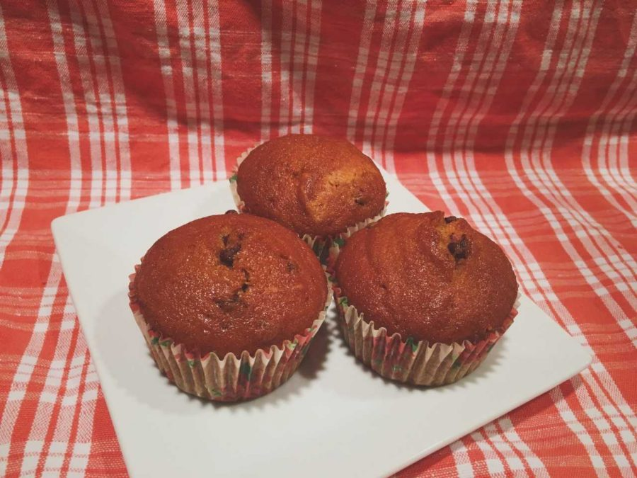 Pumpkin Chocolate Chip Muffins – the Perfect Fall Treat!