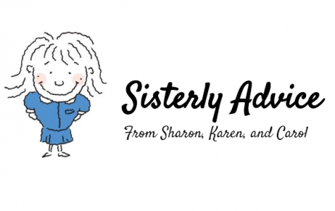 Sisterly Advice: Beginning the New Year Edition!