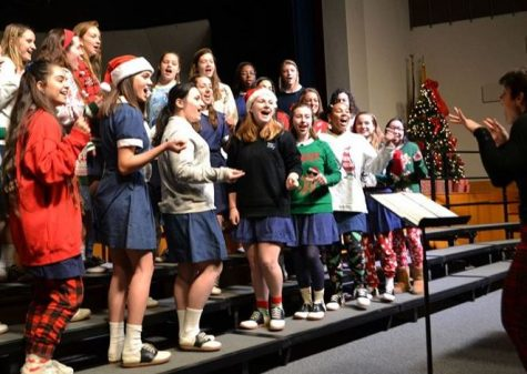 Ringing and Singing for Christmas