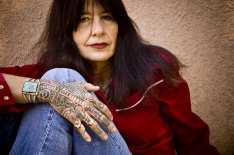 Poet Joy Harjo writes for voices that aren