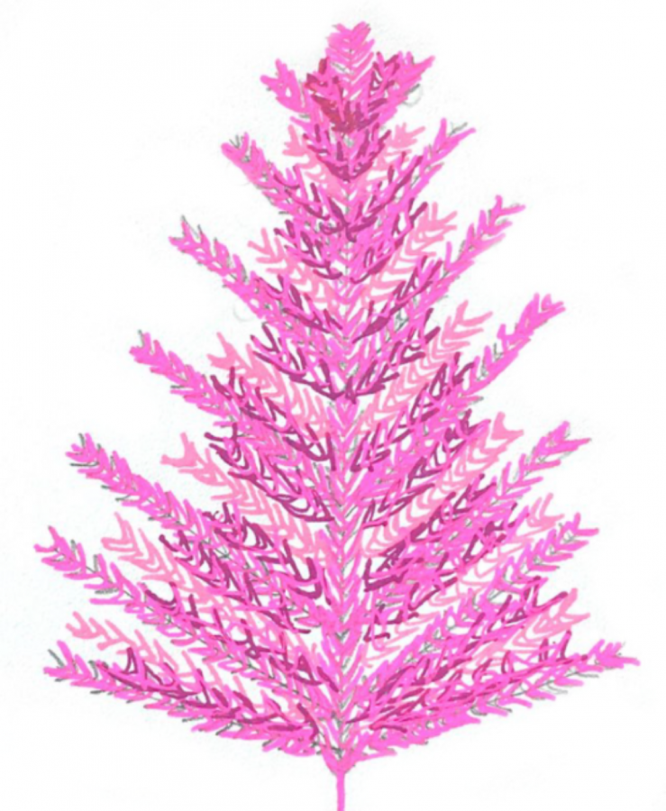 Christmas Trees Through the Years