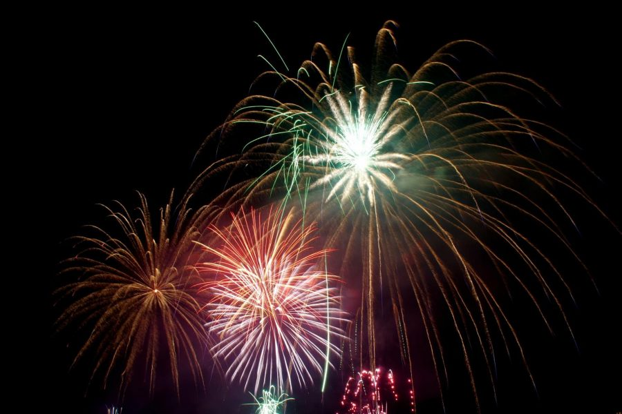 Fireworks+for+the+new+year.+Public+domain+image+from+Unsplash.