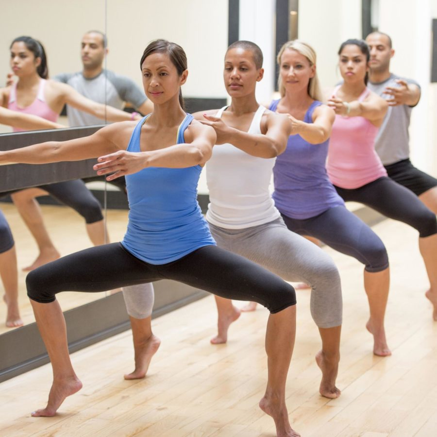 My Barre Class Experience