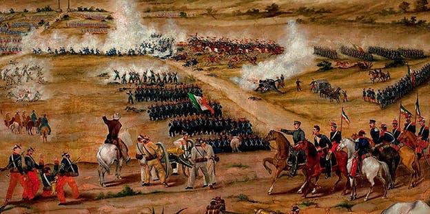 Cinco de Mayo Battle. Rosa Mexicano, Bentobox, www.rosamexicano.com/event/what-is-cinco-de-mayo/. Accessed 25 Apr. 2021.