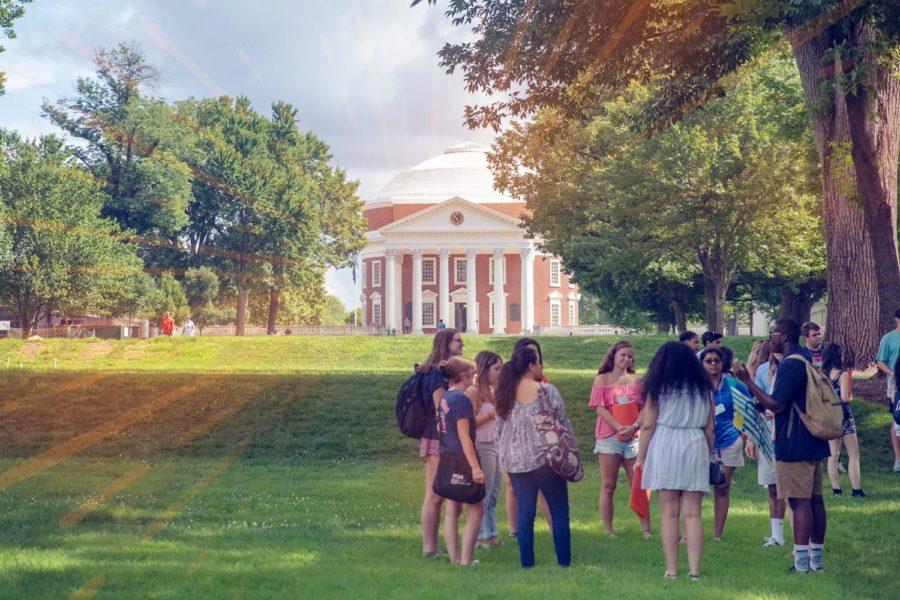 Photo by Caroline Newman, University Communications at University of Virginia